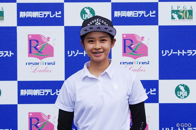 立松里奈のゴルフが上手い!父や国籍はどこ?
