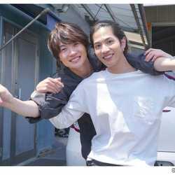 神木隆之介と志尊淳が共演した映画とは?2人の仲が恋人みたい!